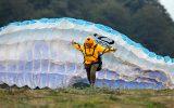 پیدا شدن خلبان پاراگلایدر در جنگلهای سوادکوه